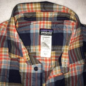 Patagonia flannel size L